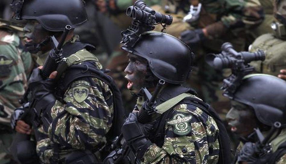 FOTOS: así se vivió la Gran Parada Militar en la avenida Brasil