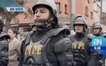 Agentes del INPE participarán por primera vez en la Parada Cívico Militar - Noticias de desfile militar