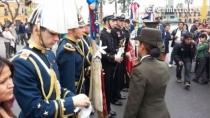 Delegaciones de Chile y Ecuador desfilaron en Gran Parada Militar - Noticias de arturo prat