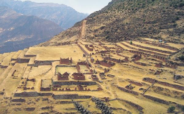 Cusco: Huchuy Qosqo, una fortaleza escondida camino al Urubamba