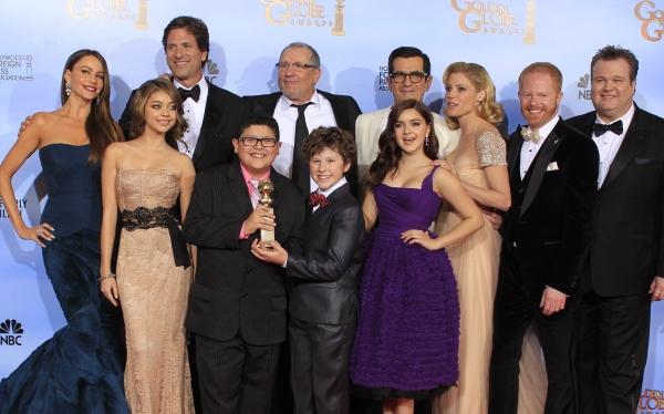 """Los actores de """"Modern Family"""" cobrarán hasta 175 mil dólares por capítulo"""
