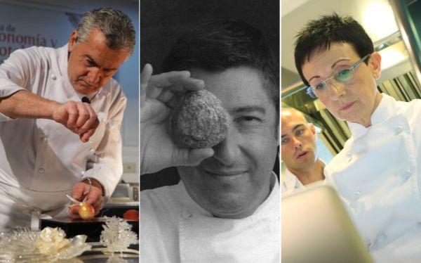 Mistura 2012: conoce a los chefs internacionales que llegarán a la feria