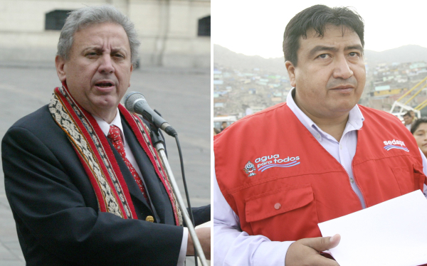 Megacomisión evalúa citar a Garrido Lecca y Carlos Arana por caso Sedapal