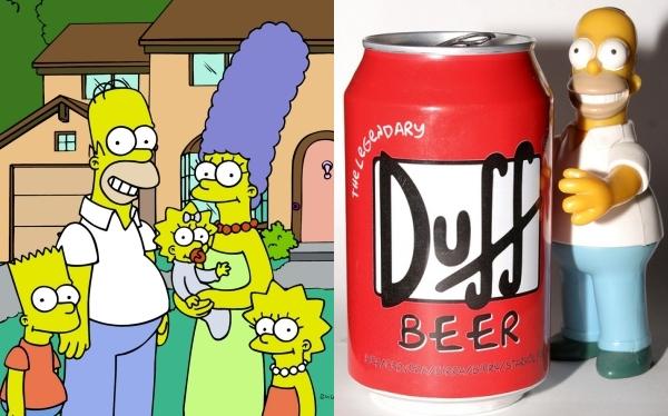 Duff, la famosa cerveza de Los Simpson, envuelta en una nueva batalla legal