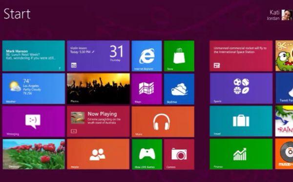 Windows 8 quedó listo y Microsoft se lo envió a los fabricantes