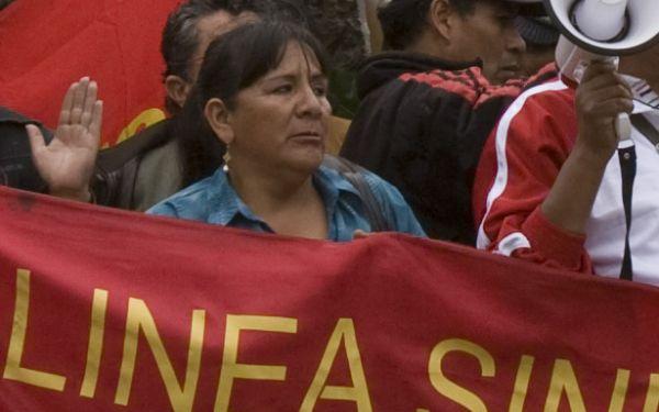 Asesor de ministra Salas afirmó que fue engañado por facción prosenderista del Sutep