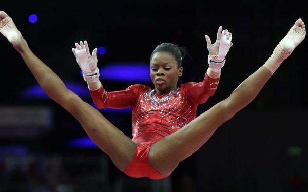 Londres 2012: Gimnasia artística tiene a su primera ganadora afrodescendiente