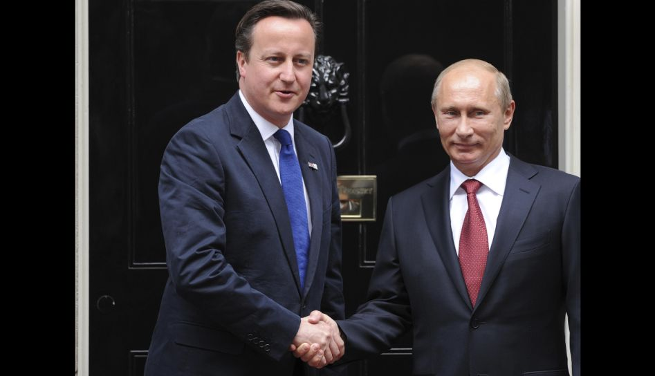 FOTOS: Putin acudió a Londres 2012 y pudo ver a judoca ruso que ganó la medalla de oro