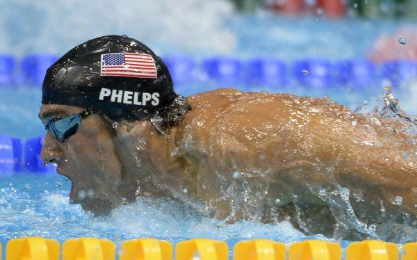 Hombre récord: Michael Phelps consiguió su vigésima medalla olímpica