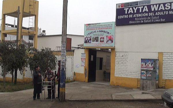 Tayta wasi el centro piloto del sector salud para la vejez lima sociedad el comercio peru - Centro de salud san juan ...