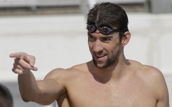 Phelps no se retirará en Londres 2012, dice leyenda de la natación olímpica