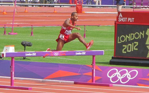 Mario Bazán pasó las de Caín en los Juegos de Londres 2012 antes de competir