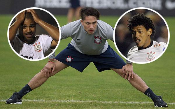 Guerrero promete más que Adriano y podría sentar a Romarinho, dicen en Brasil