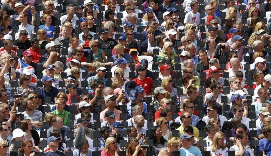 FOTOS: cuadro por cuadro del debut de Usain Bolt en Londres 2012
