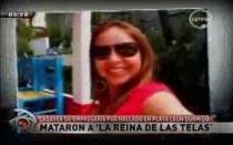 Empresaria de Gamarra fue hallada muerta: habría sido asesinada por la mafia china - Noticias de jenny jessica mendoza palacios