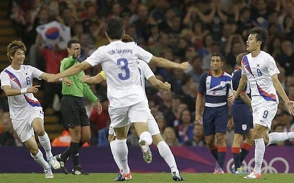 Reino Unido cayó en penales ante Corea del Sur y quedó eliminada de Londres 2012