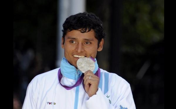La historia detrás de Erick Barrondo, el primer medallista guatemalteco