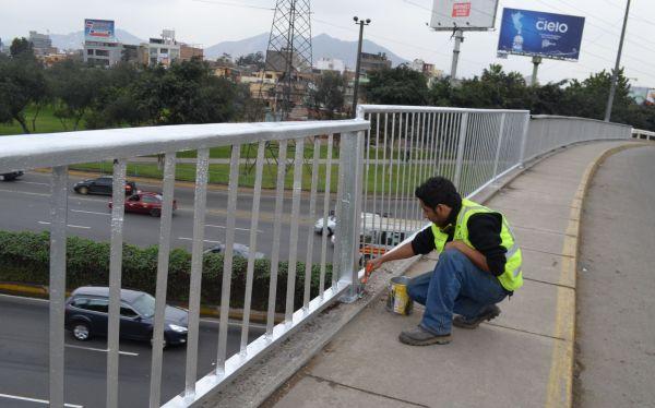 Emape reforzará seguridad en Trébol de Javier Prado