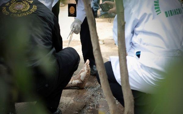 La Libertad: tres hampones murieron baleados por sus propios compinches