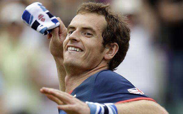 Murray mejoró puntuación pero sigue cuarto en el ránking mundial