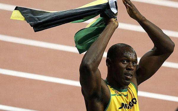 Usain Bolt alcanzó la más alta audiencia de los Juegos de Londres