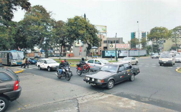 Jesús María: Emape proyecta cruce vial inteligente para disminuir tráfico