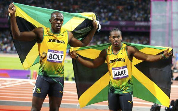 Jamaica se rinde a los pies de Bolt y Blake en el día de su independencia