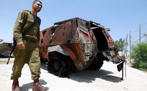 Egipto promete venganza por muerte de 16 policías en frontera con Israel