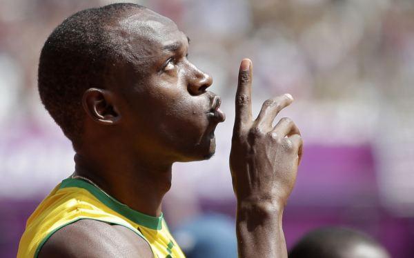 "Usain Bolt se declaró ""feliz"" en su prueba favorita de 200 m"