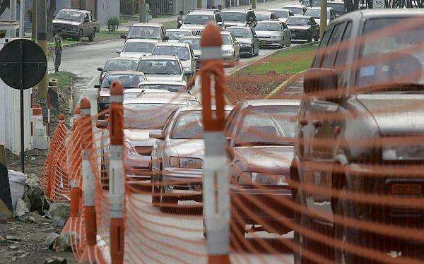 Se han invertido S/.20 millones en obras viales de Lima