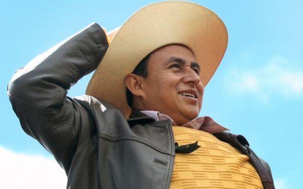 Gregorio Santos no acude a citación judicial por el Caso Conga