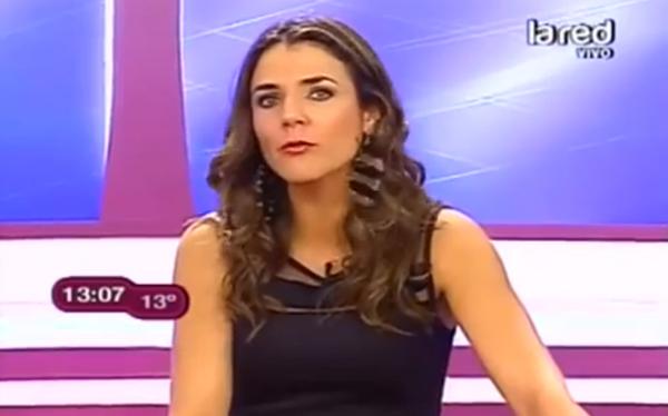 """Conductora chilena sobre los bora: """"Si alguien se sintió afectado, pido las disculpas del caso"""""""