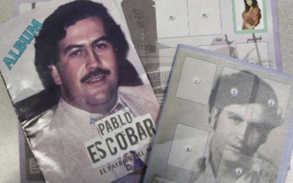 Colombia: venta a niños de álbum de Pablo Escobar causa polémica