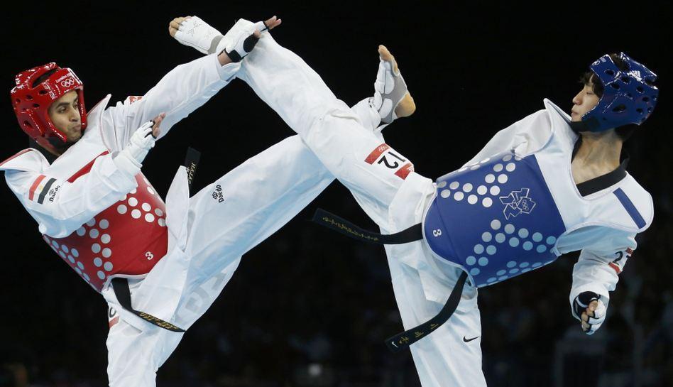 FOTOS: las mejores postales que dejó la jornada olímpica