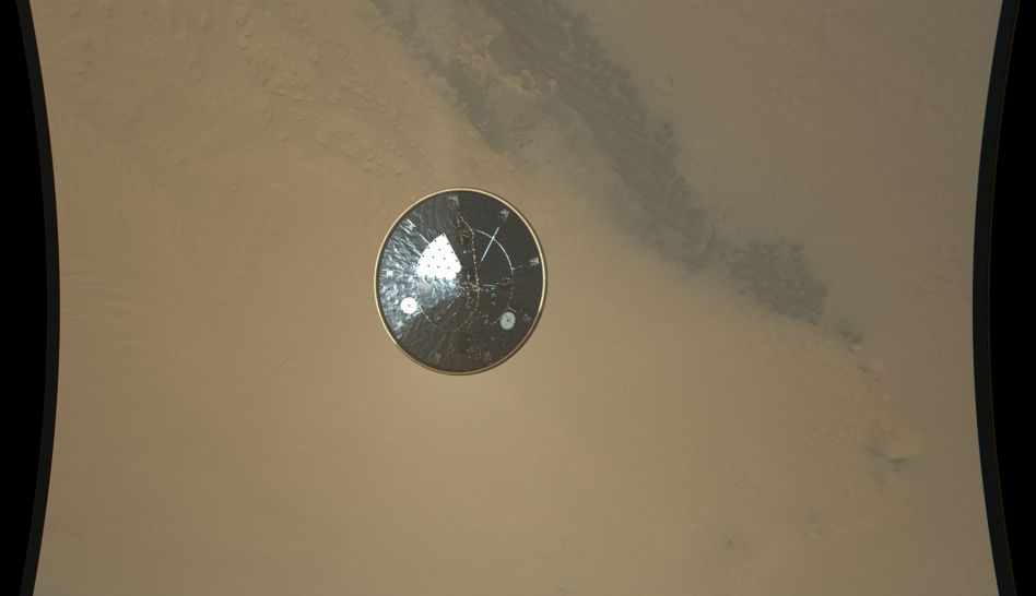 FOTOS: nuevas y mejores imágenes del Curiosity en Marte