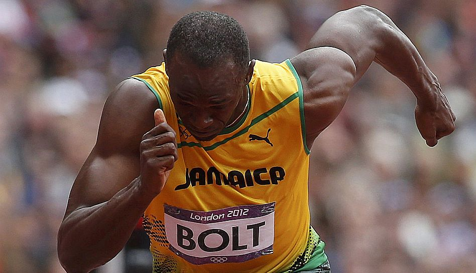 FOTOS: Usain Bolt busca hoy el oro en su carrera favorita
