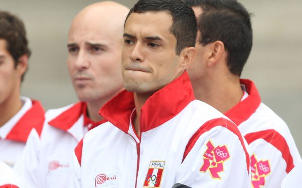 Peter López quedó oficialmente eliminado de Londres 2012