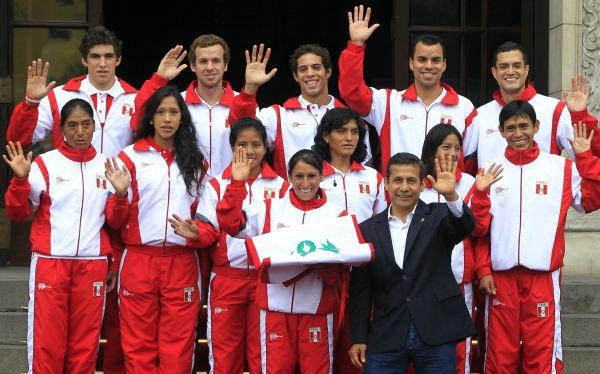 ¿Nuevamente sin medallas?: así les fue a los peruanos en Londres 2012