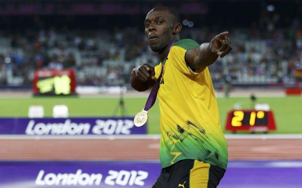 """Usain Bolt tras su oro en 200 m: """"Esto es lo que vine a hacer, ahora soy una leyenda"""""""