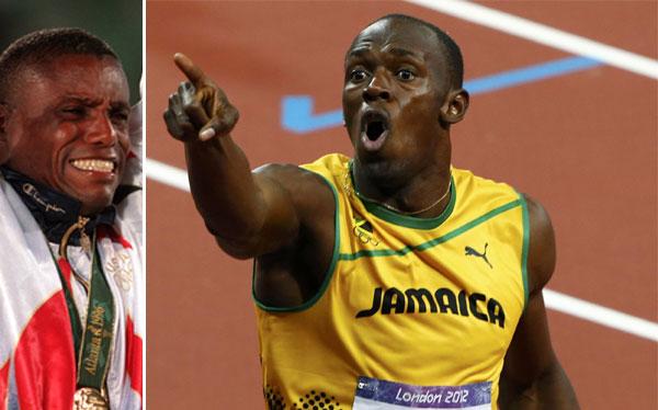 """Usain Bolt destronó a Carl Lewis y dejó esta frase: """"Perdí todo respeto por él"""""""