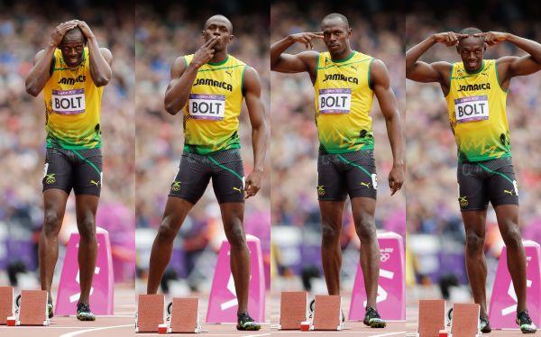 Usain Bolt tiene más potencia que las primeras Harley-Davidson