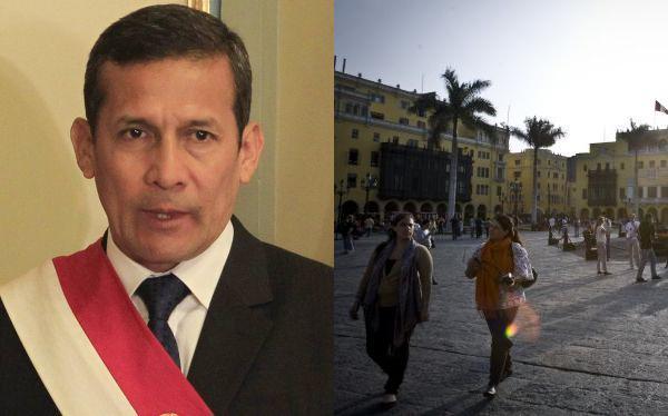 Ollanta Humala goza de mayor aprobación en Lima