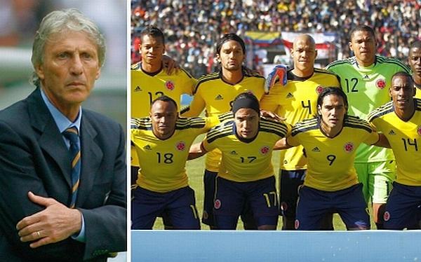 José Pékerman está seguro de que Colombia tendrá un cupo para Brasil 2014