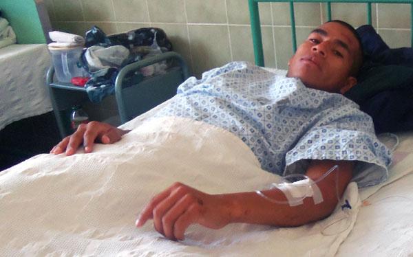 Tres miembros del equipo de Sport Áncash todavía siguen hospitalizados