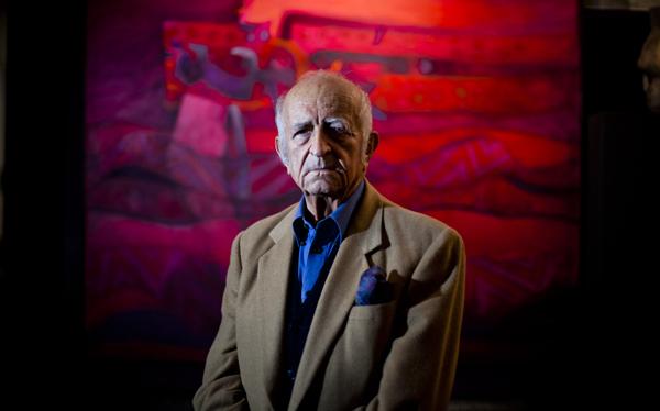 """Fernando de Szyszlo: """"El arte es una lucha contra la muerte"""""""