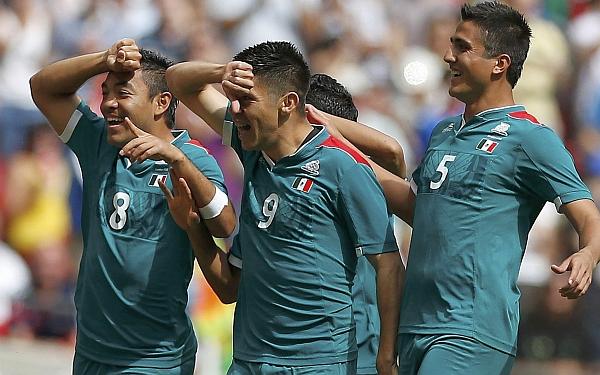 México ganó el oro y se convirtió en la nueva 'bestia negra' de Brasil en los Juegos Olímpicos