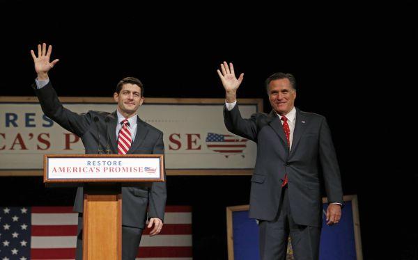 Mitt Romney anuncia hoy a su candidato a la vicepresidencia