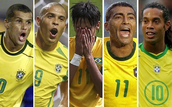 Neymar se unió a las estrellas brasileñas que nunca ganaron el oro olímpico
