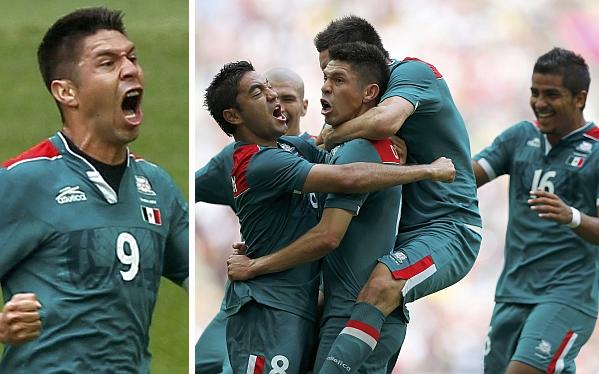 Oribe Peralta, el héroe mexicano de la final que hizo olvidar al 'Chicharito'
