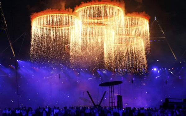 Londres 2012 será clausurada hoy con una despedida musical